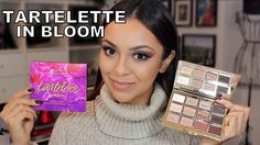 NEW Tarte Tartelette In Bloom Palette First Impression and Tutorial All the details are listed below: ________________________________________ Hit thumbs up . Beauty Makeup Tips, Eye Makeup, Hair Makeup, Eyeshadow For Brown Eyes, Eyeshadow Looks, Tarte In Bloom, Tartelette In Bloom Palette, Tarte Eyeshadow Palette, Makeup Tutorials Youtube