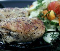 Курица в кефире   Женское кредо
