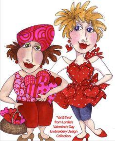 Free Valentine Loralie Designs