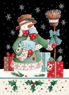 Mary Engelbreit. snowman. Christmas. Holidays. e3e9431d2e2001331181180ffef8c101.jpg 500×685 pixels