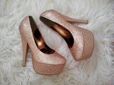 sparkle shoes<3