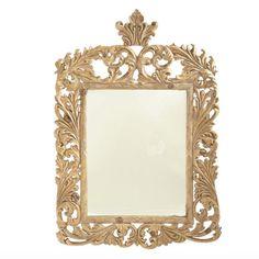 Baroque mirror, via @sarahsarna.