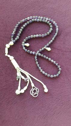 Tesbih ucu #kazaz #şemsdüğümü #silver #gümüş #handmade