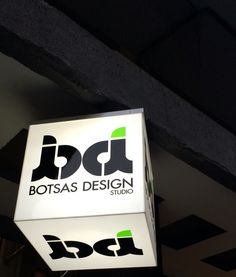 botsas design studio (cube sign)