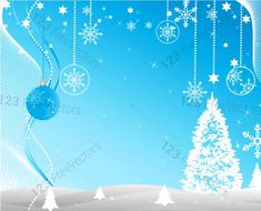 Christmas Background Vector Pack
