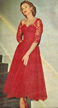 Grace Kelly: Dial M for Murder If I could do senior prom all over again...this would be my dress