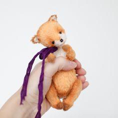 Мишки Тедди ручной работы. Ярмарка Мастеров - ручная работа Лиска-Алиска. Handmade.