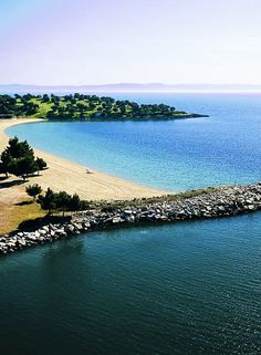 halkidiki greece beaches,