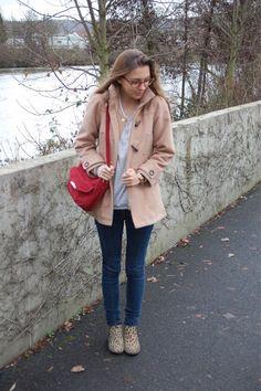 """Les low boots Viki par Lauranne du blog """"Lauranne fait des bêtises"""""""