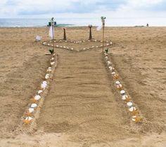 Decorar una Boda en la Playa 27
