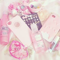Love all this girly stuff!