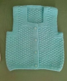 knitted baby cardigan with poc Cardigan Bebe, Crochet Baby Cardigan, Knit Baby Sweaters, Knitted Baby Clothes, Knit Crochet, Baby Knitting Patterns, Knitting Designs, Baby Yellow, Crochet For Kids