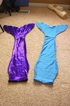 Swimmable Mermaid Tails!  My Haley will LOVE this!