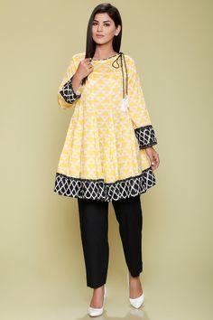 Pakistani Designer Dresses - Lowest Prices - Origins Ready to Wear 2 Pcs Dress - Latest Pakistani Fashion Beautiful Casual Dresses, Beautiful Pakistani Dresses, Stylish Dresses For Girls, Stylish Dress Designs, Stylish Dress Book, Simple Kurti Designs, Kurti Neck Designs, Kurta Designs Women, Kurti Designs Party Wear