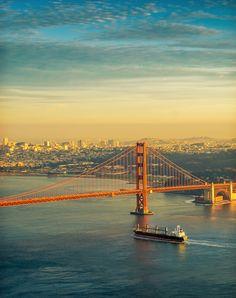 Golden City (San Francisco) - by Viktor Elizarov, PhotoTraces.com