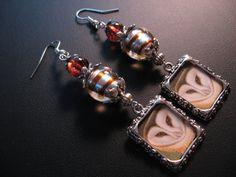 Owl Jewelry Owl Earrings Bird Jewelry Bird Earrings  by jewelryrow, $16.50