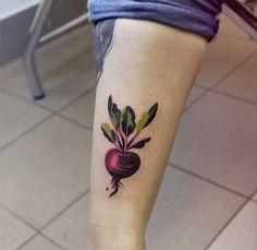 Tatuaje acuarela.