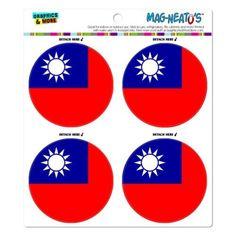 taiwan flag colors