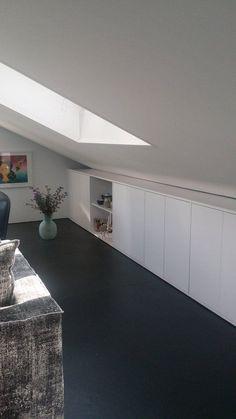 10 Profound Clever Tips: Attic Wardrobe Slanted Walls cozy attic loft.Attic Home Ideas attic bathroom floorplan. Attic Bedroom Designs, Attic Design, Bedroom Loft, Bedroom Decor, Attic Spaces, Attic Rooms, Attic Bathroom, Bathroom Tubs, Wood Bathroom