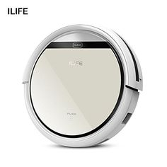 ILIFE V5 Robot Vacuum Cleaner Smart Infrared Remote Control Anti-collision Vacuum Cleaning Clean Modes Robotic Cleaner Automatic