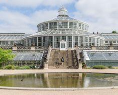 Botanischer Garten - Palmenhaus