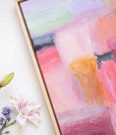 Een kleur die bijna altijd in mijn schilderijen terugkomt is roze. Van warm tot zacht roze. Van fel tot oud roze. Roze matched prachtig met andere kleuren en je creëert altijd een zachte vriendelijke toon met een beetje roze in huis. Wie is er nog meer roze fan? Creative Art, Artwork, Instagram, Kunst, Work Of Art, Auguste Rodin Artwork, Artworks, Illustrators