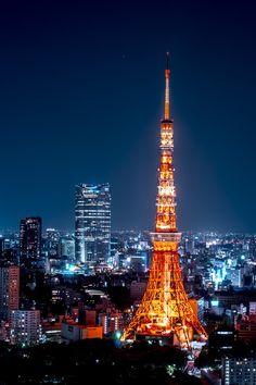 Tokyo Tower/東京タワー