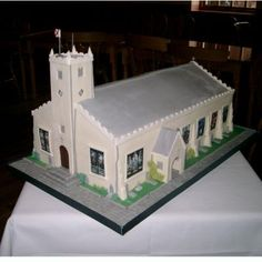how to make a church cake - Google Search