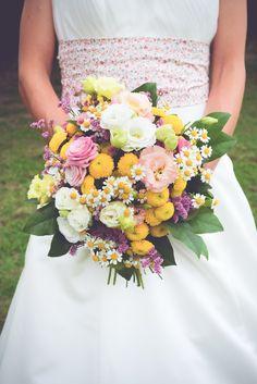 wedding outdoor bouquet