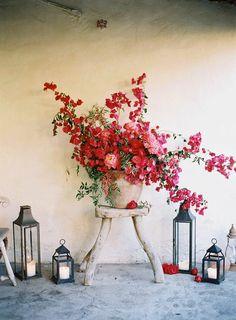 Sarah + Ian's Rehearsal Dinner - Bash Please - Florals by Honey of a Thousand Flowers