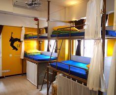 I may need to stay here someday. Looks nice! Yesinn@Causeway Bay #HongKong #Hostels
