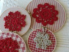 """Patchwork """"Las Magnolias"""""""