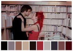 Eterno resplandor de una mente sin recuerdos, Michel Gondry. (2004)   29 Escenas de películas inolvidables para todos los amantes del color