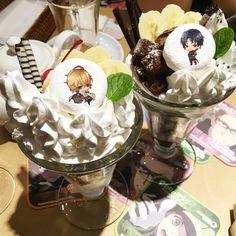 終わりのセラフ キャラウムカフェ - Google 検索 Pudding, Ice Cream, Google, Desserts, Food, No Churn Ice Cream, Tailgate Desserts, Deserts, Custard Pudding
