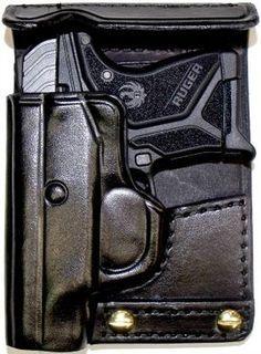 Zipper Pocket Holster for Ruger LCP Gen II   Guns   Ruger