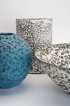 Dr Emmanuel Cooper | Stoneware vessels