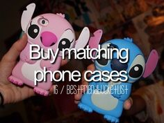 Have matching phone cases with my best friend. I would probably get the pink one Bff Goals, Best Friend Goals, Best Friends, Matching Phone Cases, Cute Phone Cases, Bff Cases, Iphone Cases, Paris Tourist Attractions, Best Friend Bucket List
