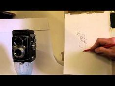▶ Blind drawing - YouTube