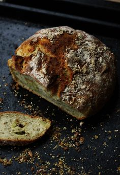 Busy man's simple sourdough bread