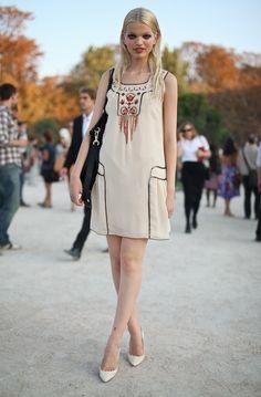 Daphne Groeneveld #fashion #streetstyle