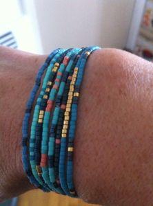 Mes bracelets DIM (Did It Myself) en perles miyuki, quelles perles acheter et où...