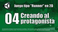 04 - Creando al protagonista - Tutorial Unity 2D en español