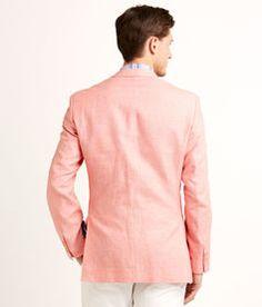 Cotton-Linen Sportcoat