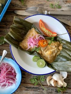 Achiote, Tamales, Sweet And Salty, Ecuadorian Recipes, Plant Based, Pork, Meat, Chicken, Predator