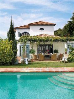 Una casa de cuento con ideas brillantes · ElMueble.com · Casas
