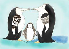Penguinos!! | Catherine Holcombe