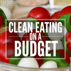 Clean Eating on a Budget September 17, 2015 by Jessi Fearon 6 Comments