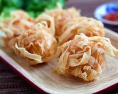 Fried Shrimp Balls - Easy Recipes at RasaMalaysia.com