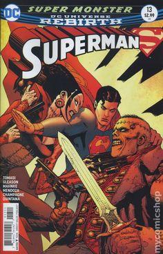 Superman (2016 4th Series) 13A