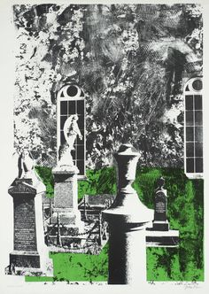 Buy art online- Dylwyn Church-signed limited edition lithograph by architectural artist John Piper from CCA Galleries. Edward Hopper, Maggi Hambling, A Level Art, Sense Of Place, Buy Art Online, Landscape Prints, Art Auction, Mixed Media Art, Gallery